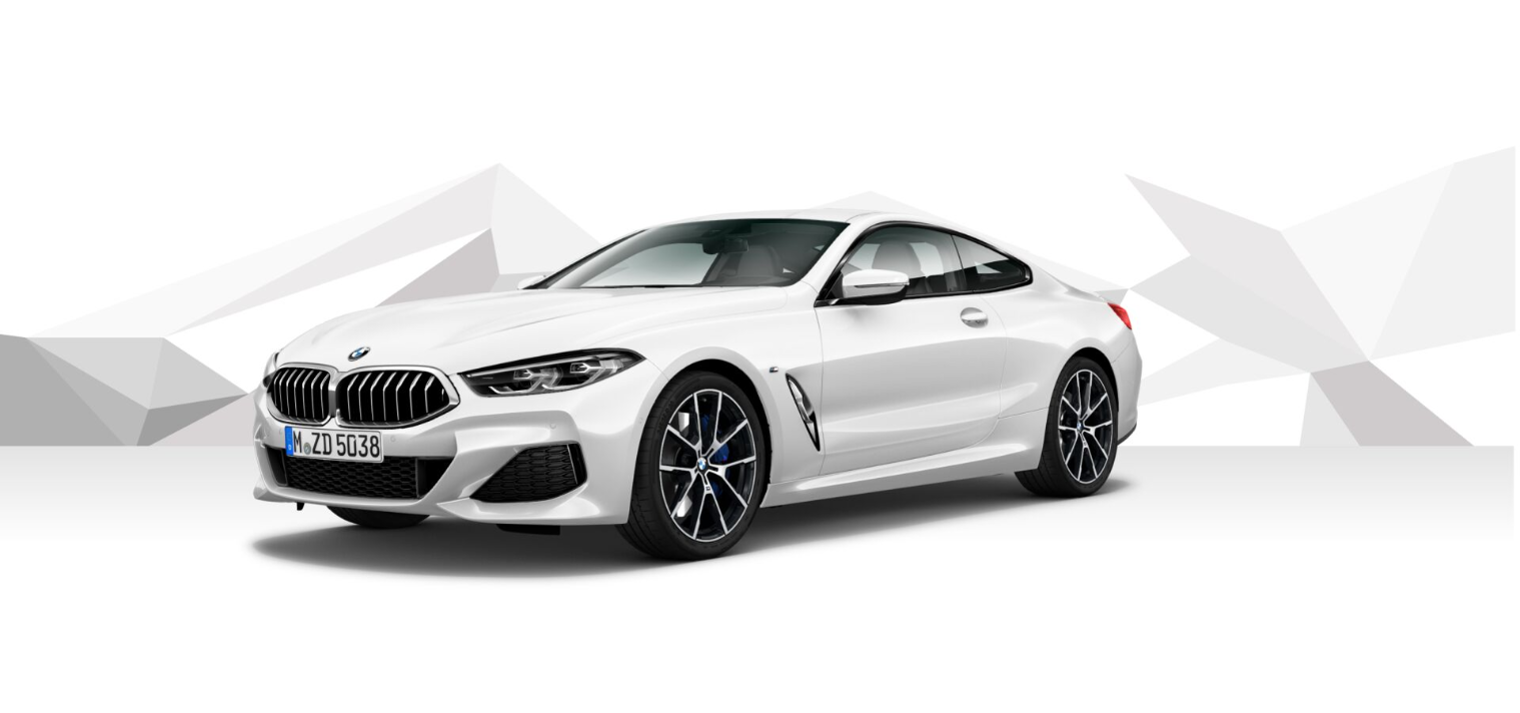 BMW BMW 840i sDrive Coupe